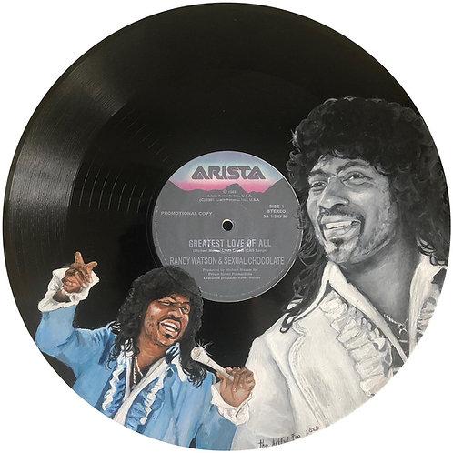 Randy Watson - Vinyl Art