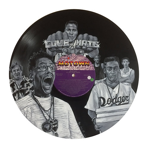 Do The Right Thing - Vinyl Art