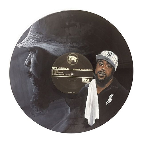 Sean Price  - Vinyl Art