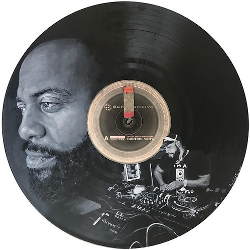 Vinyl Art Commissions*