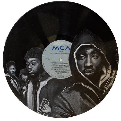 Juice - Vinyl Art