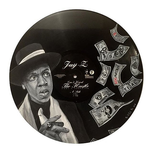 Jay-Z - Vinyl Art