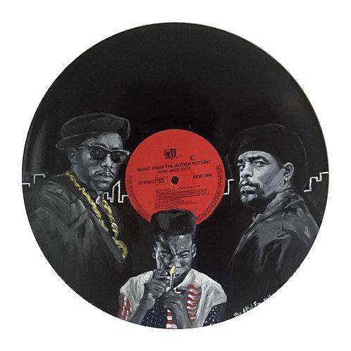 New Jack City - Vinyl Art