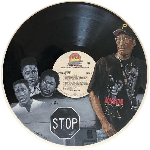 Boyz N The Hood - Vinyl Art