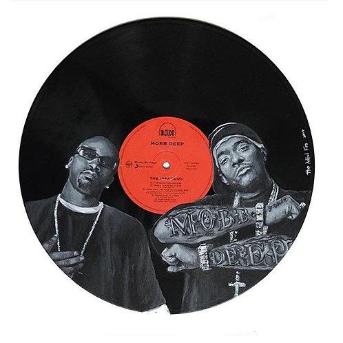 Mobb Deep - Vinyl Art