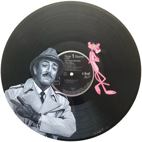 The Pink Panther  - Vinyl Art