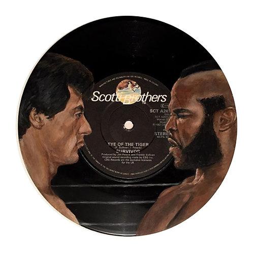 Rocky - Vinyl Art