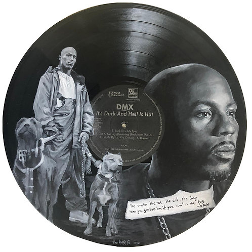 DMX - Vinyl Art