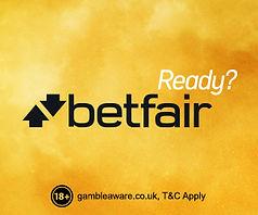 Betfair Deposit Bonus Banner