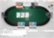 partypoker table screenshot