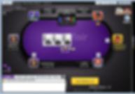 Betfair Poker Screenshot