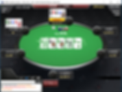 Total Online Poker Americas Cardroom PLO screenshot