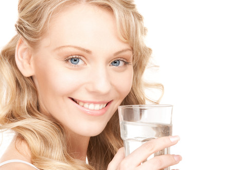 Water - It does wonders for your teeth and gums