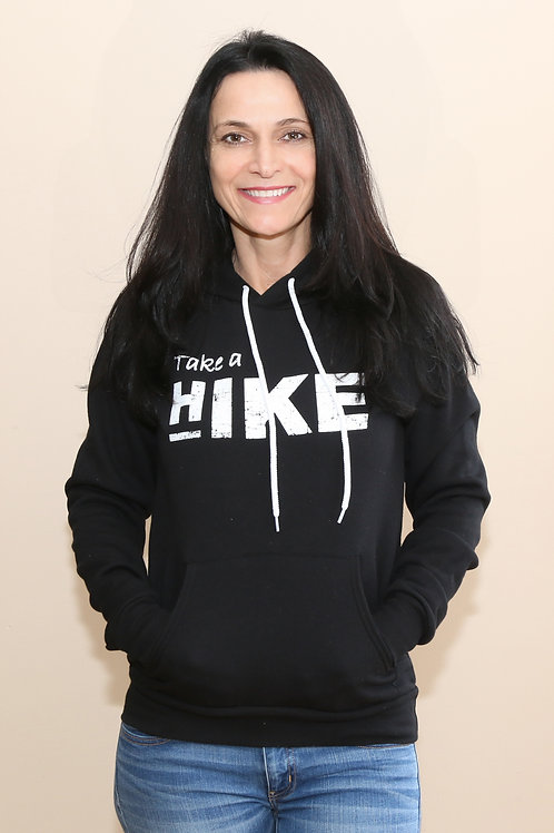 """Take a HIKE"" Unisex Hoodie"