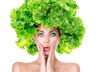 Healthy Foods for Healthy Hair …