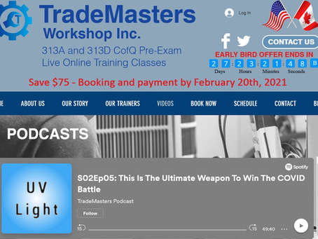 The TradeMasters Workshop Podcast will make you a better mechanic – guaranteed!