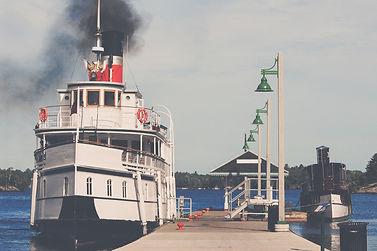 bigstock-Smoke-Puffing-Steamship-1948938