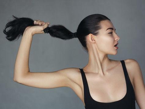 Do ponytails damage your hair?