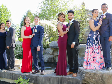 Have you booked your hair appointment yet for Prom?