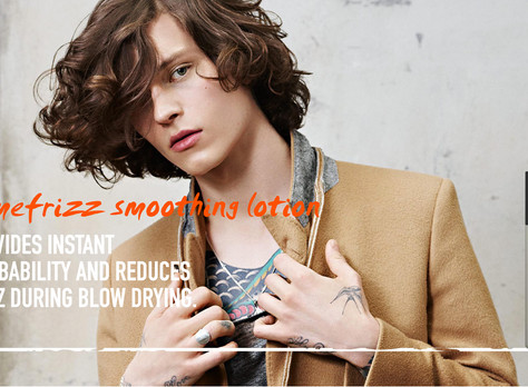 TAMEFRIZZ SMOOTHING LOTION