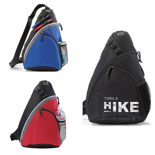"""""""Take a HIKE"""" Sling Pack"""