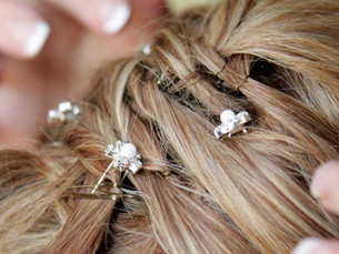 Bobby Pins Hair Tip