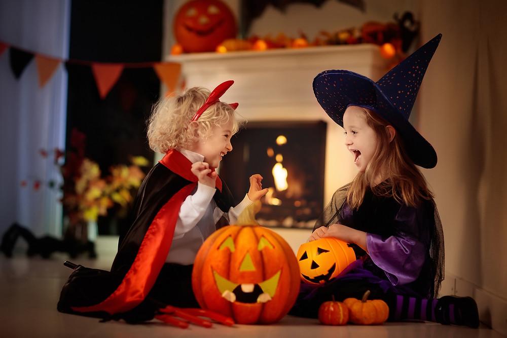 Brampton Dentists, Dental offices in Brampton, Halloween Snacks,
