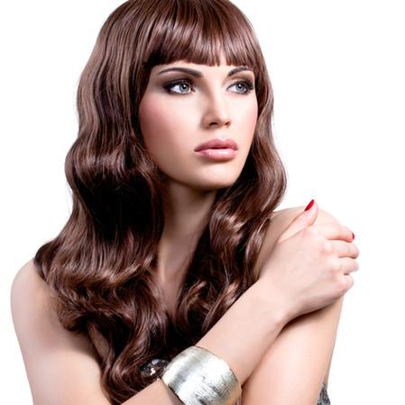 Long Hair Brown