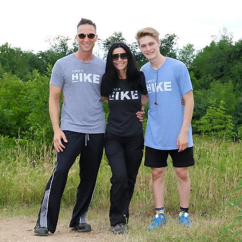"""Take a Hike"" Tri-Blend T-Shirt"