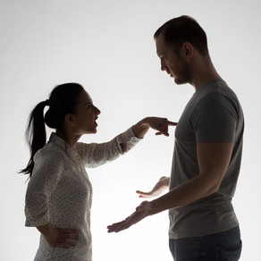 Arguing and shouting and it`s effect on your marriage/relationship...