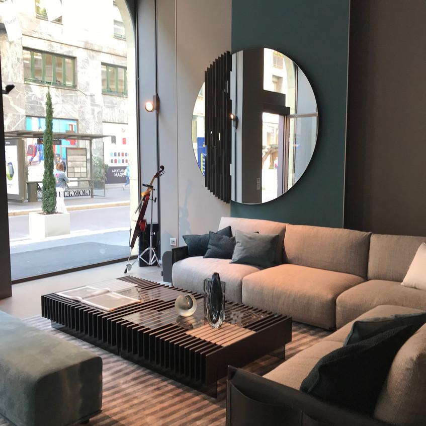 Giorgetti Showroom Milano