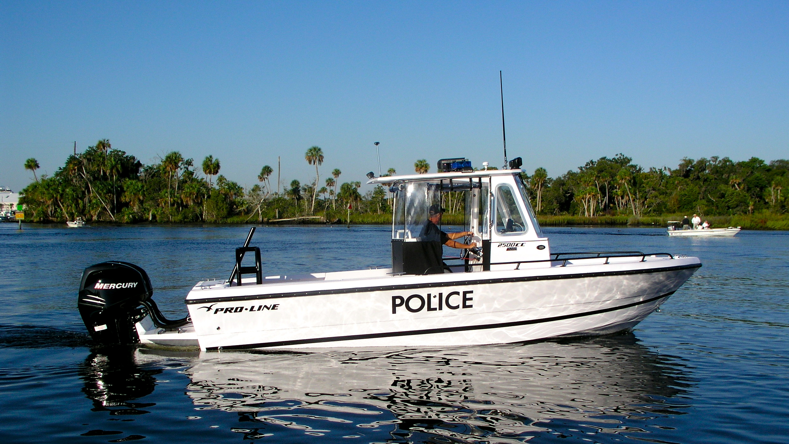 Californian Pro-Line Police