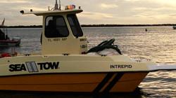Albacore Sea Tow