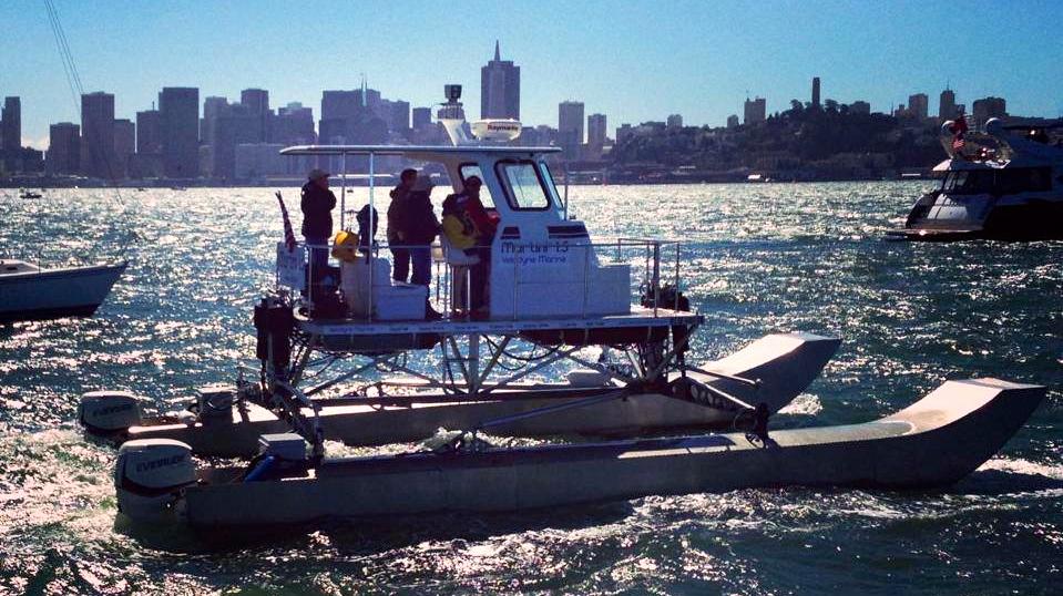 Sport XR Velodyne Marine