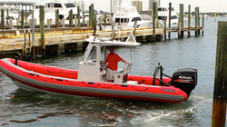 Californian TowBoat US RIB