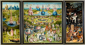 Hieronymous Bosch, The Garden of Earthly