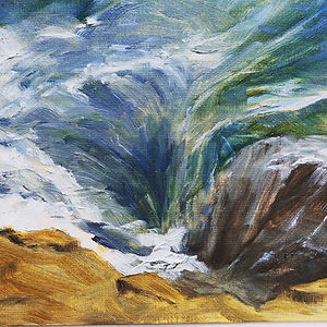 Buckley Curran, Tide Rushing  In 300 dpi