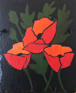 Christine Bodnar, Poppies.jpg