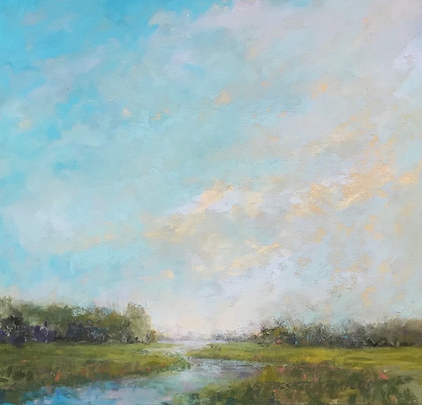 Another Beautiful Day-First-Pastel-Donna