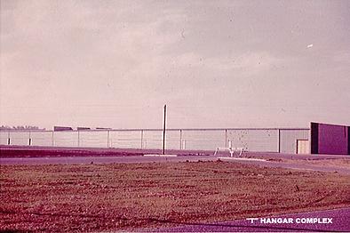 Spirit of St. Louis Airport T-Hangars