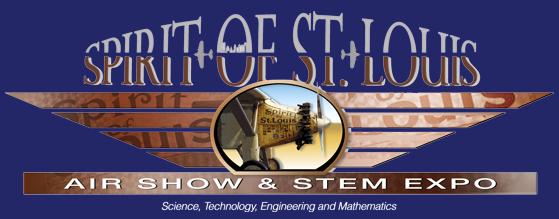 Spirit of St. Louis Airshow Logo.PNG