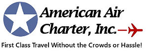 American Air Charter, Inc Logo