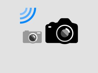 Camera ConnectとLINE