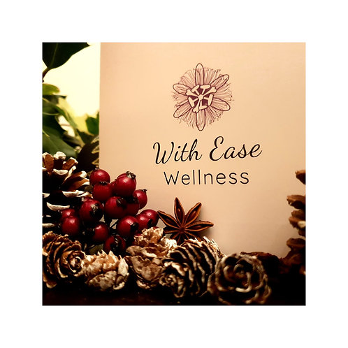30 minute Massage Gift Card