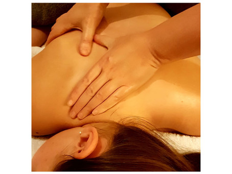 Stressed?  Time for a relaxing massage...