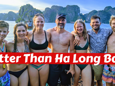 Don't Go to Halong Bay, Go to Lan Ha Bay