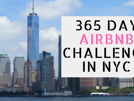 365 Day Airbnb Challenge in New York