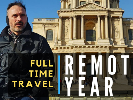 Why I Chose Remote Year to Start Full Time Travel