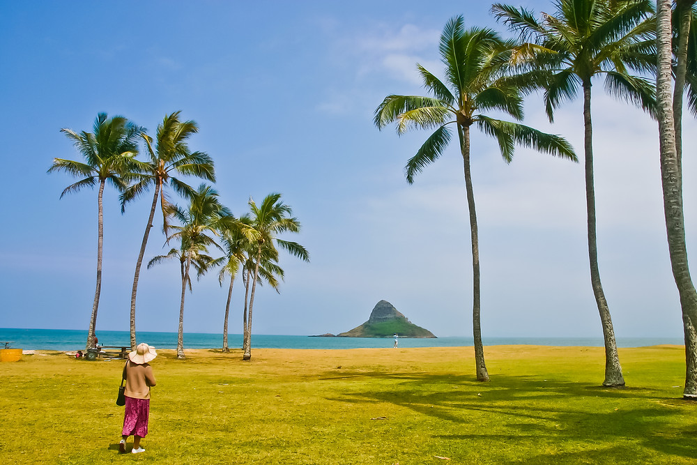 Kualoa Beach Park, Hawaii