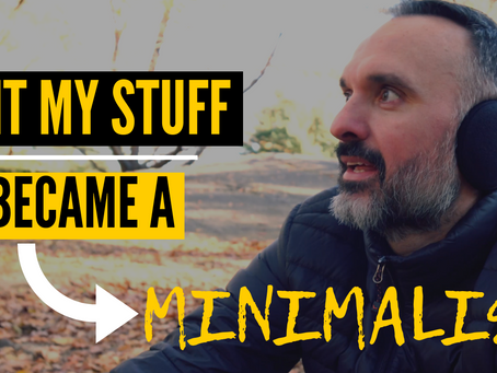 Quit My Stuff - Why I Became a Minimalist